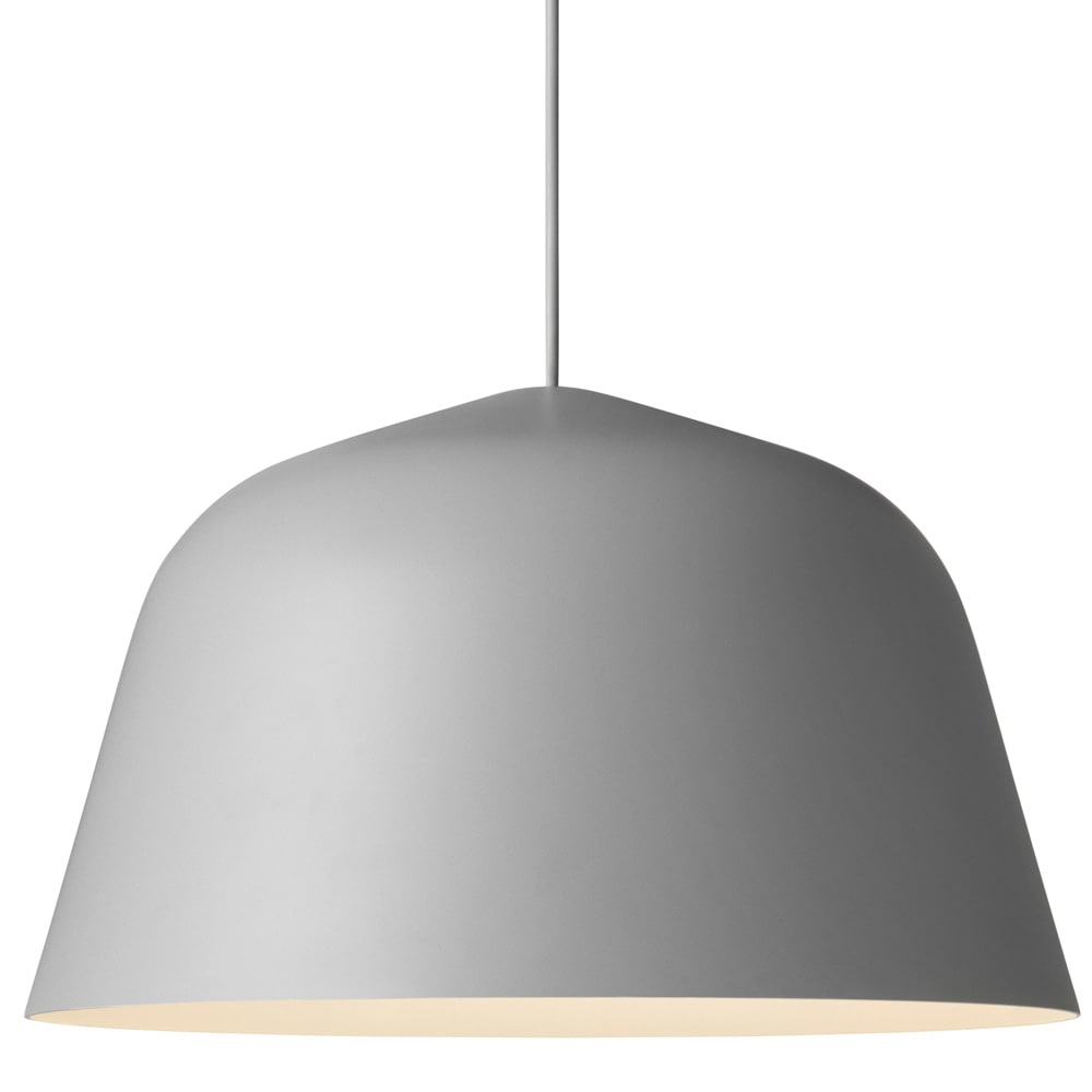 Muuto Ambit lampe svart liten | Ting