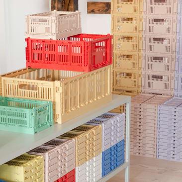 Colour Crate