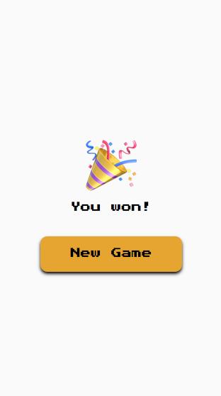 Winning Page