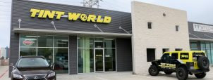 Front of Tint World Store