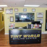 Showroom of Tint World