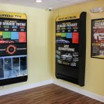 Display for Window Tinting car auto