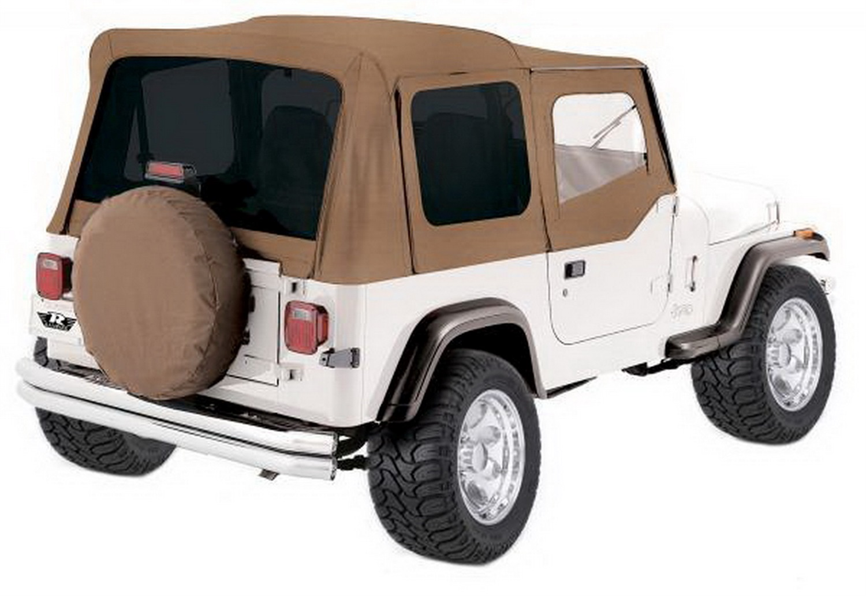 Jeep Soft + Hard Tops