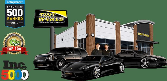 Tint World car dealership