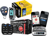car security and accessories bundle