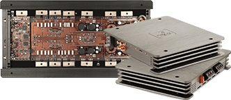 Amplifiers and Processors of Weston