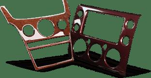 Custom Dash Kits of Weston