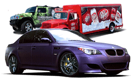 Vehicle Graphics and Wraps Services of Weston