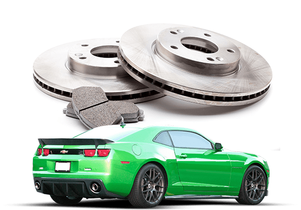 Brake routers and sports car