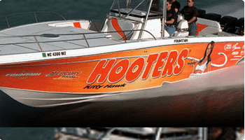 Hooters Yacht