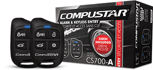 Compustar Prime Series kit