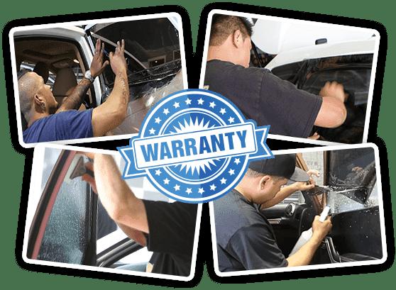 Car Window Tinting Warranty of Medford