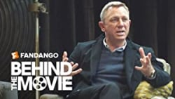 Behind the Movie: No Time to Die - Exclusive Interview