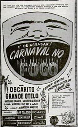 Carnaval no Fogo