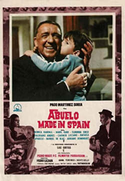 Old Man Made in Spain