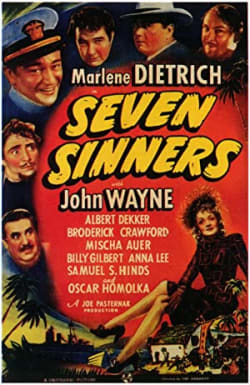 Seven Sinners