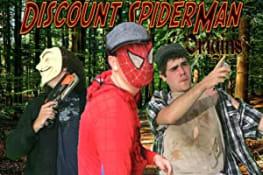 Discount Spiderman: Origins