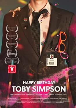 Happy Birthday, Toby Simpson