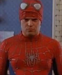 Jack Black: Spider-Man