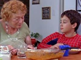 Spiderman and Grandma