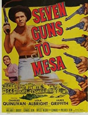 Seven Guns to Mesa
