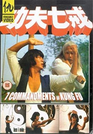 The Seven Commandments of Kung Fu