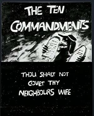 The Ten Commandments Number 10: Thou Shalt Not Covet Thy Neighbour's Wife