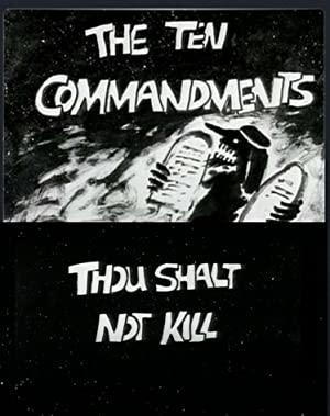 The Ten Commandments Number 5: Thou Shalt Not Kill