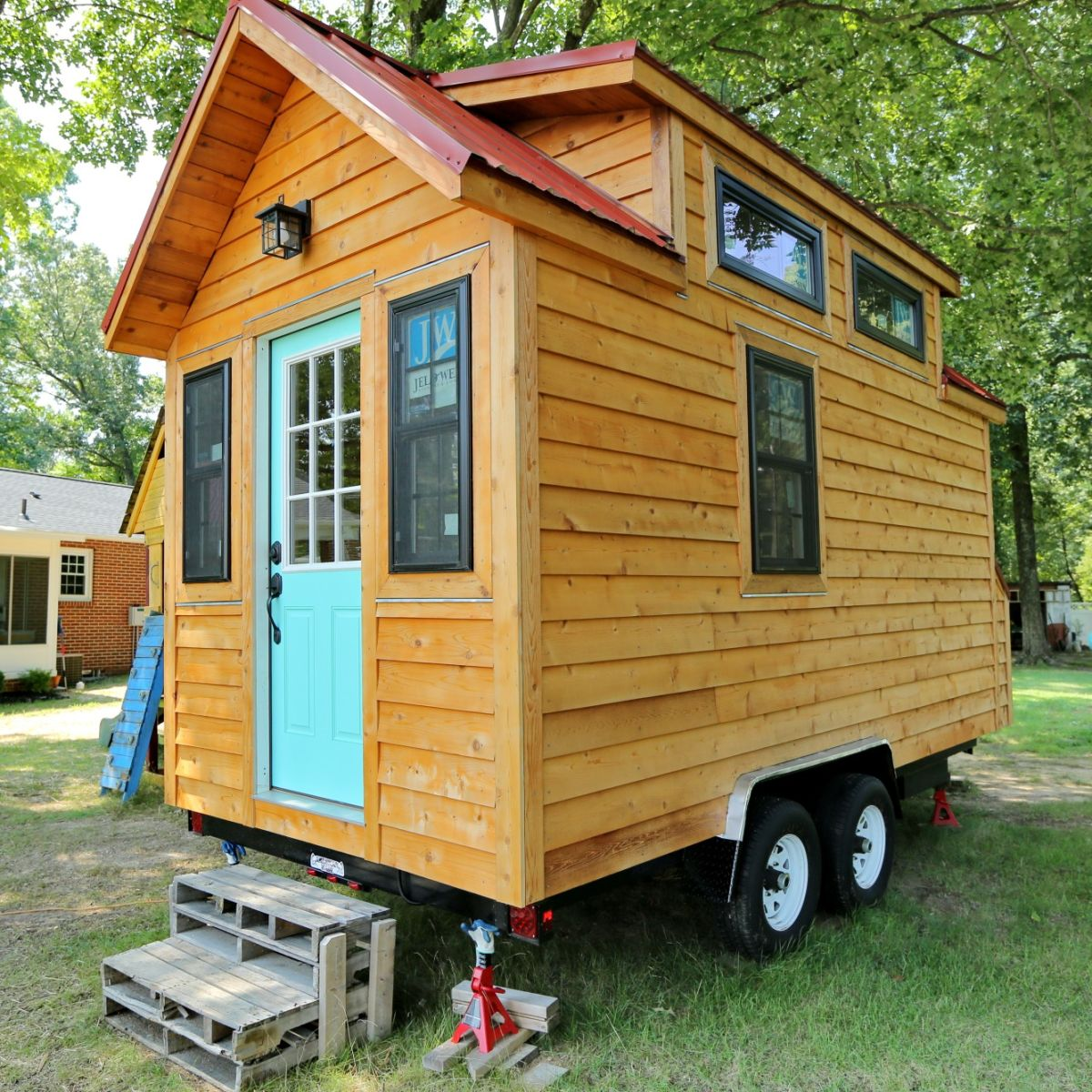 Perfect Tiny House - Tiny House for Sale in Longview, Texas - Tiny House  Listings