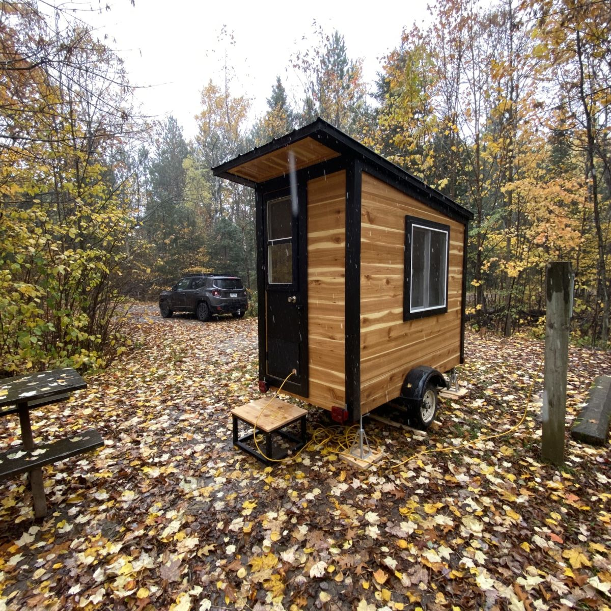 Midwest Icebox Tiny House For Sale In Mcgregor Minnesota Tiny House Listings