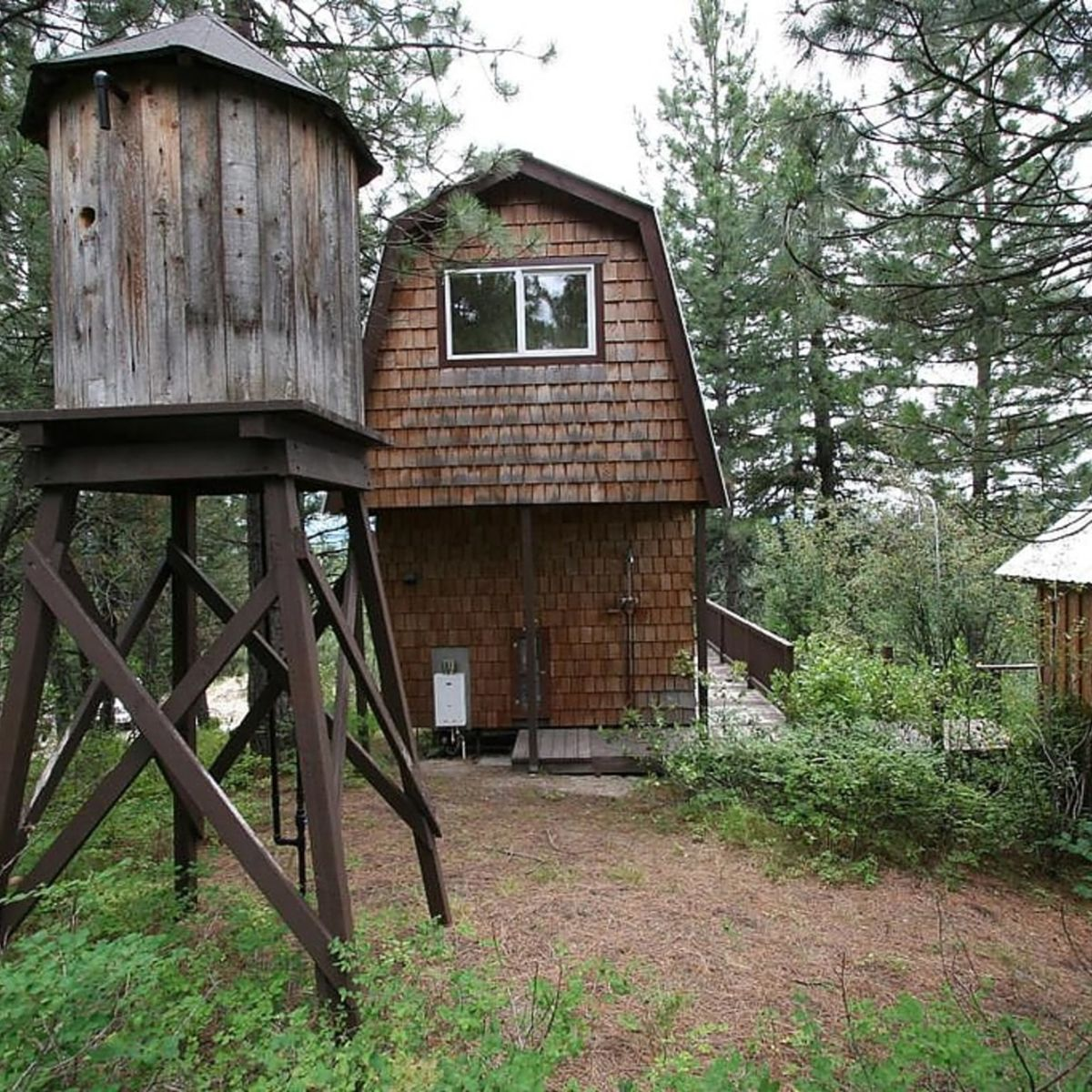 Houses For Rent Listings: Little Off-grid Cabin On 8 Acres