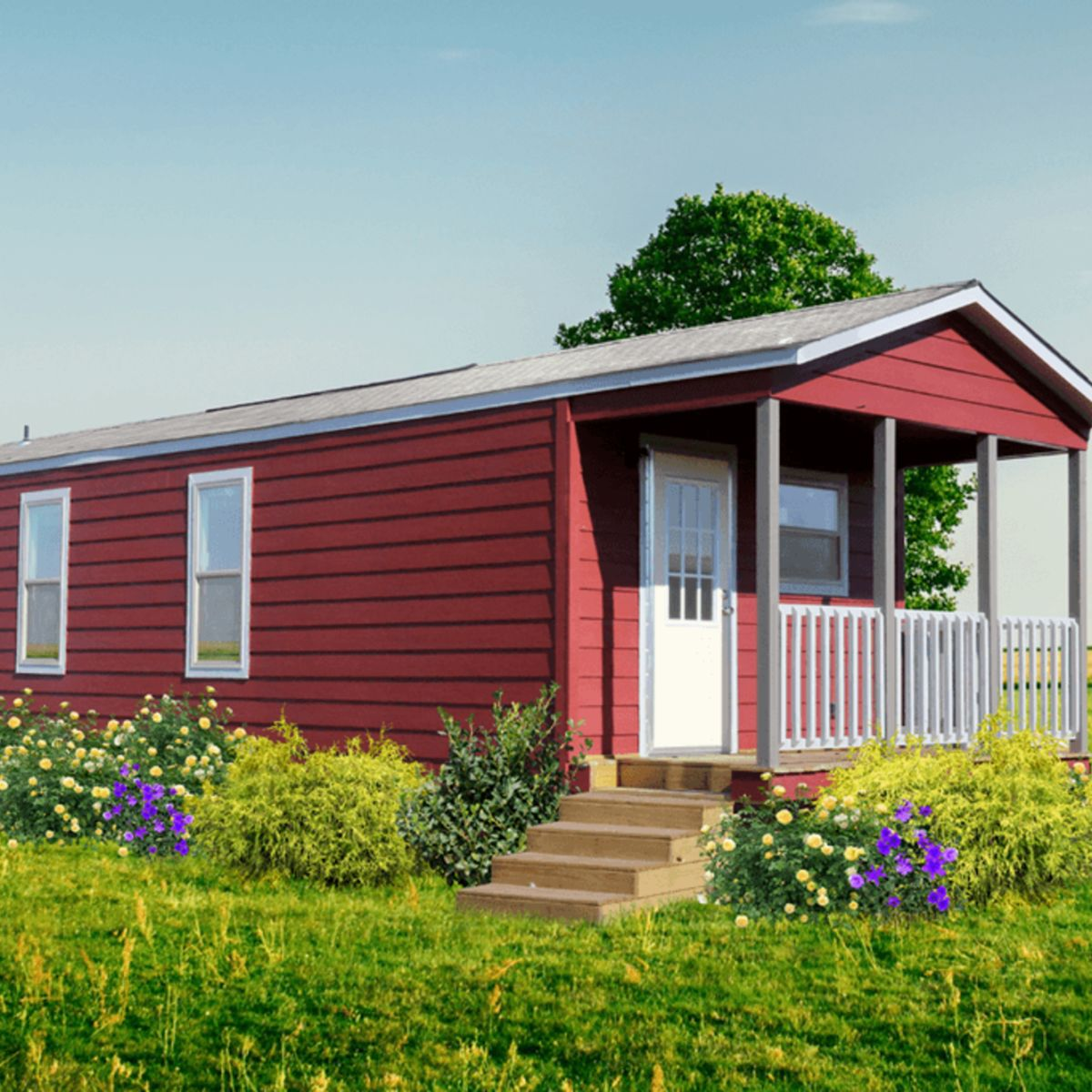 Tiny House On Wheels Tiny House For Sale In Greenville