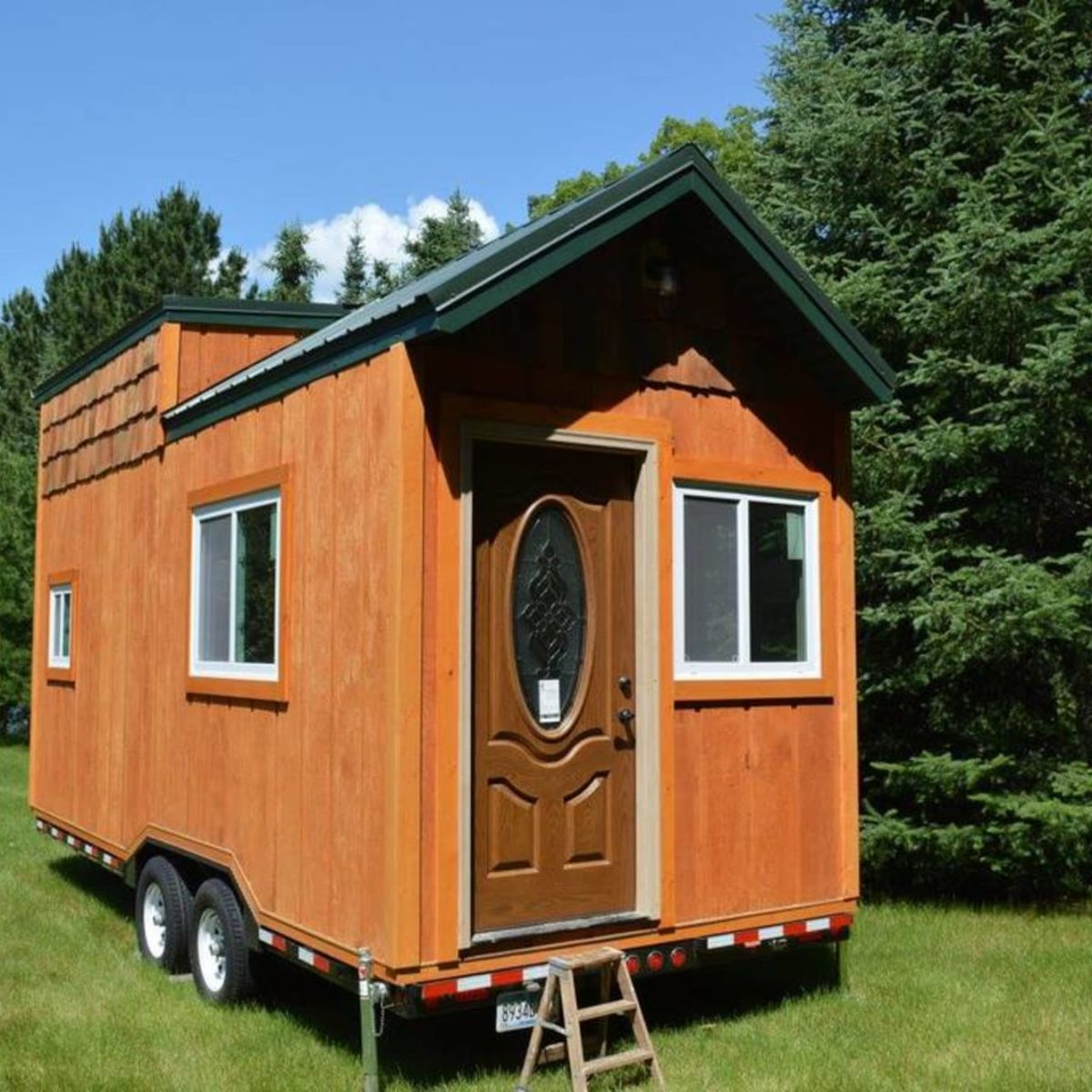 A Place Of Your Own Built With Love Tiny House For Sale In Bemidji Minnesota Tiny House Listings