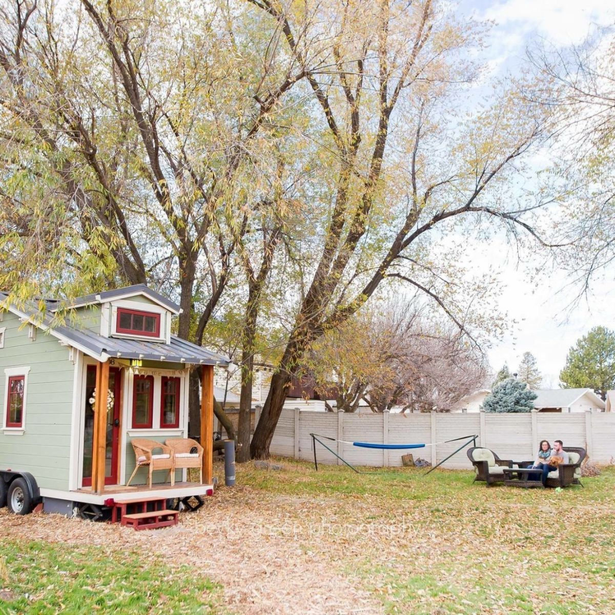 Beautiful Craftsman Style Tiny Home With 2 Lofts Tiny