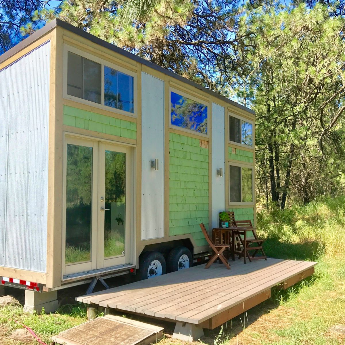 Professionally Built California Cabin Tiny House For