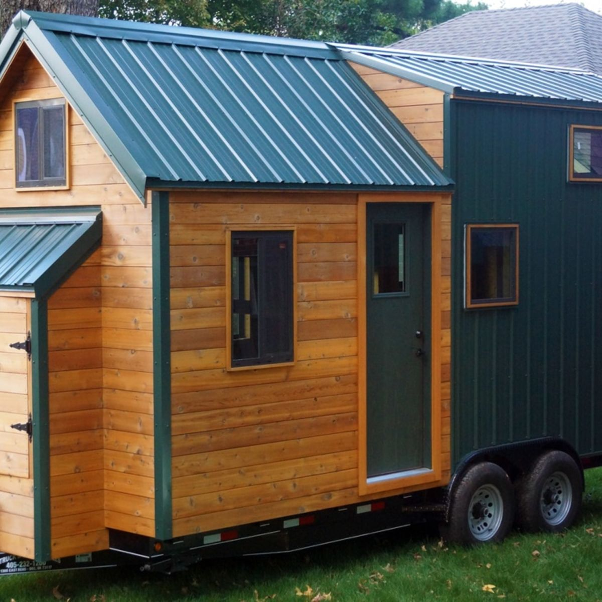 Tiny House on wheels for sale in midtown Tulsa - Tiny House for Sale in  Tulsa, Oklahoma - Tiny House Listings
