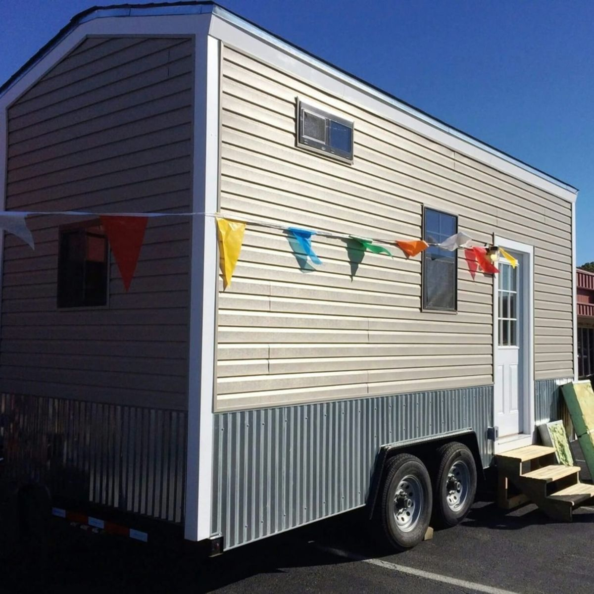 Tiny Home Designs: Tiny House For Sale In Fort Worth, Texas