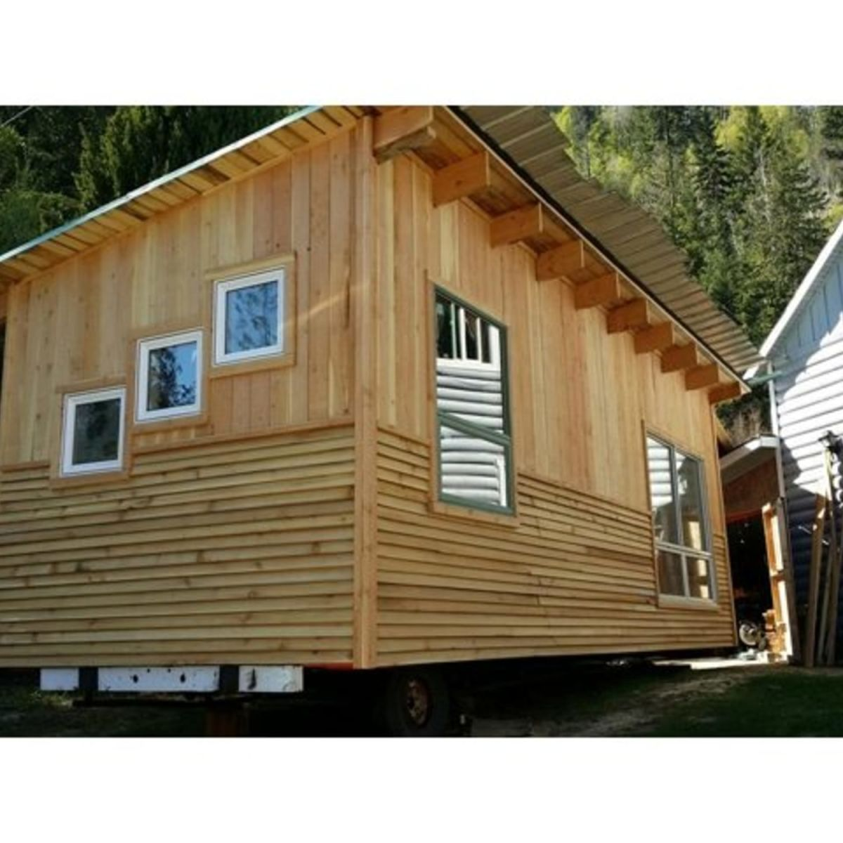 TinyHouse for Sale - Nelson BC - Tiny House for Sale in Nelson, British  Columbia - Tiny House Listings