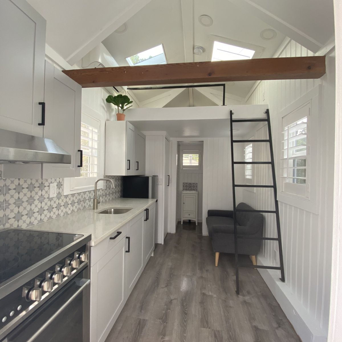 New Luxury Tiny Home Tiny House For Sale In Portland