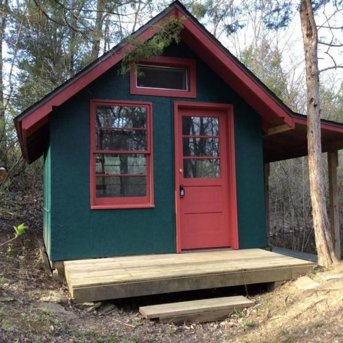 Tiny Cabin Getaway Tiny House For Sale In Taylorsville