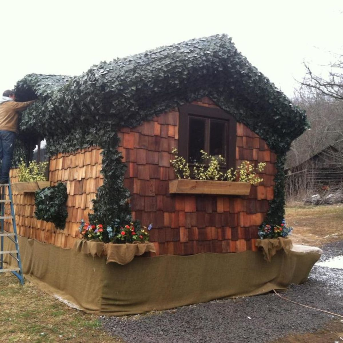 Tiny Hobbit House Tiny House For Sale In Morristown