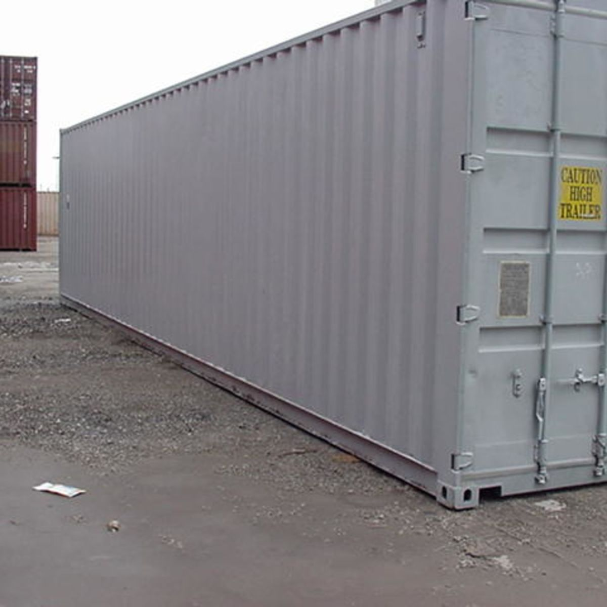 Brand New And Fairly Used Storage Shipping Containers For