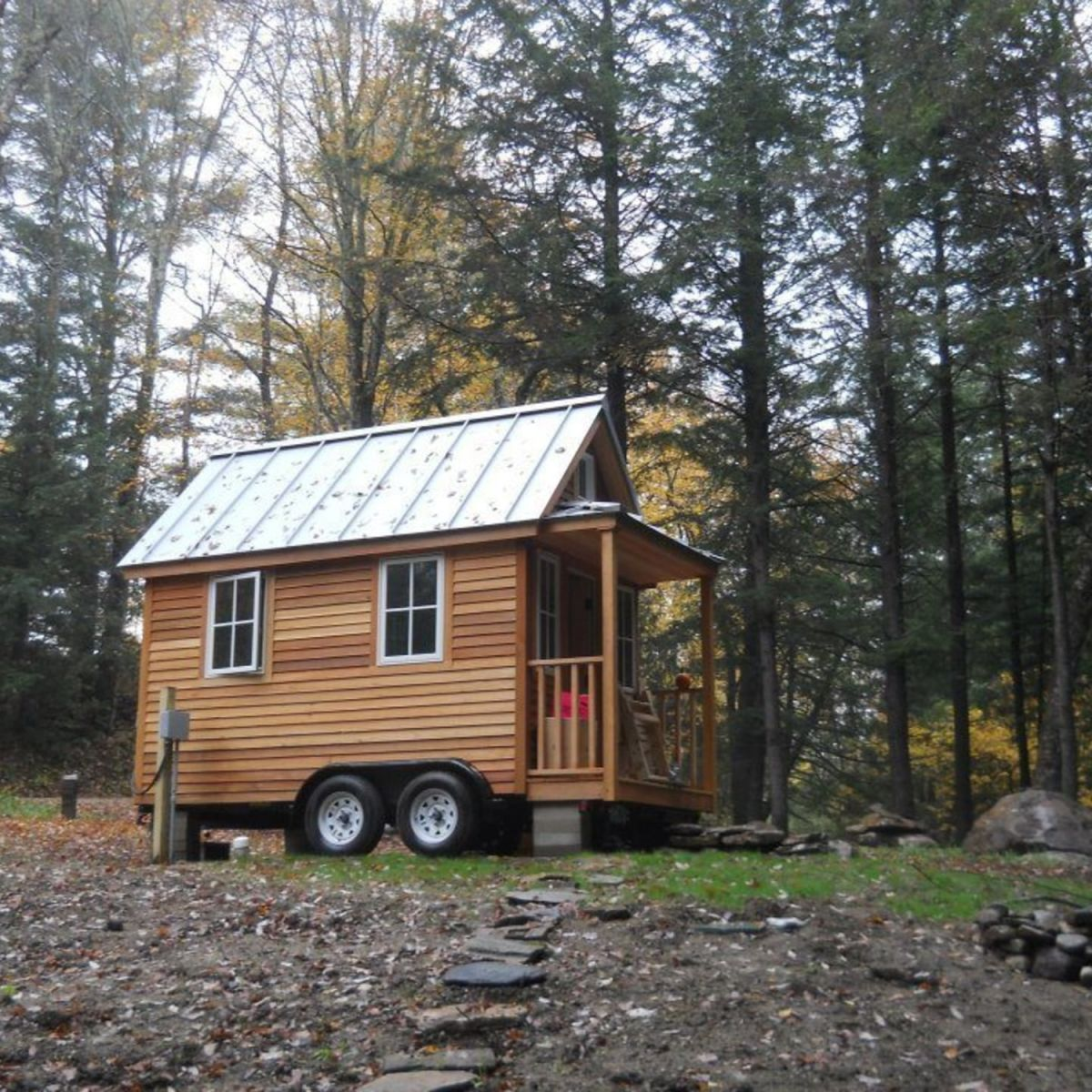 Tumbleweed Tiny House Cottages: Tumbleweed Tiny House For Sale With Land