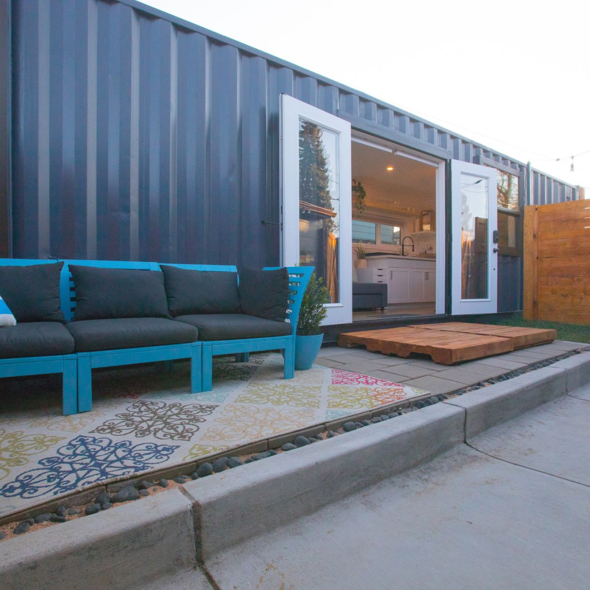 House Rent Search: Container Home For Rent In Las