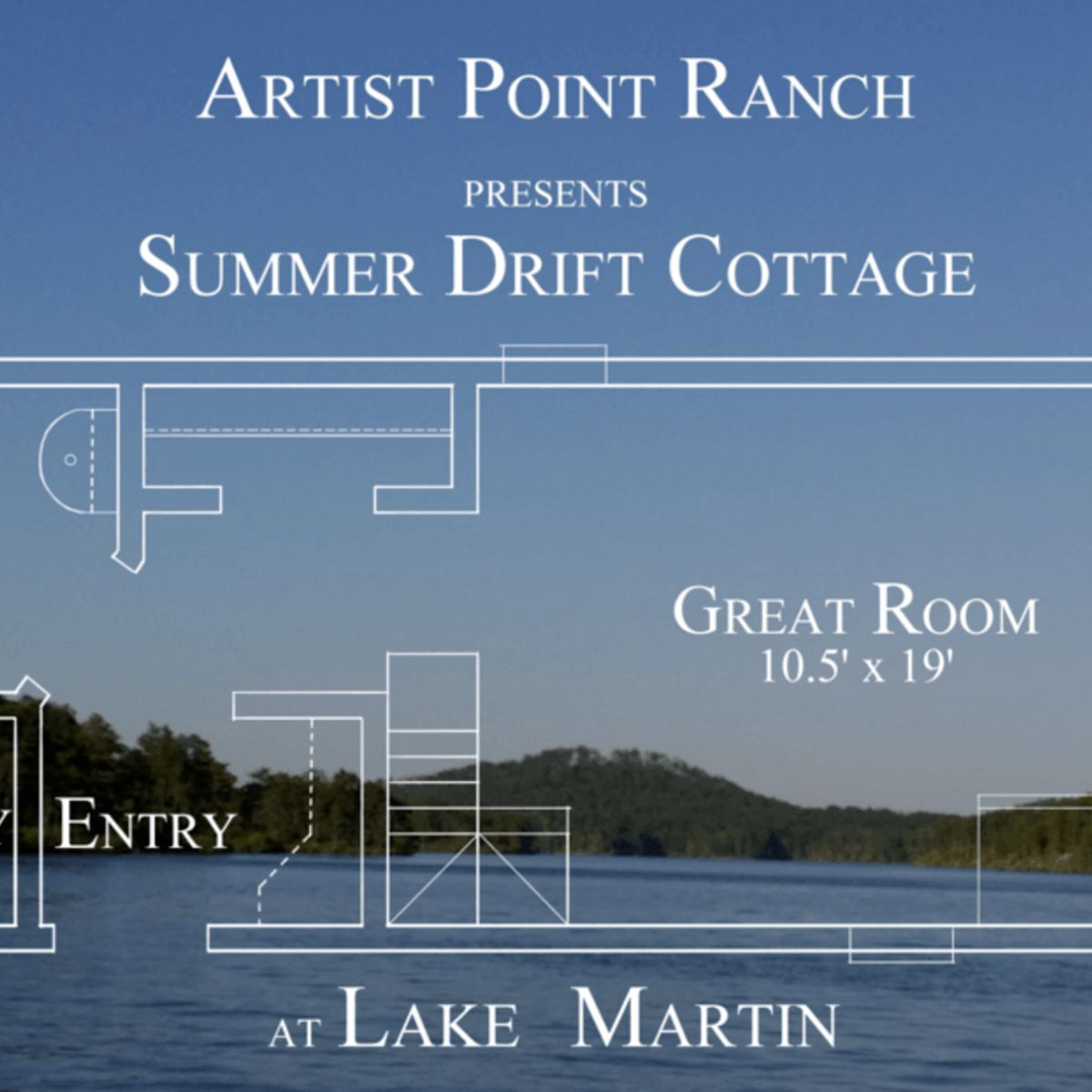 Summer Drift cottage - Tiny House for Sale in Dadeville, Alabama - Tiny  House Listings