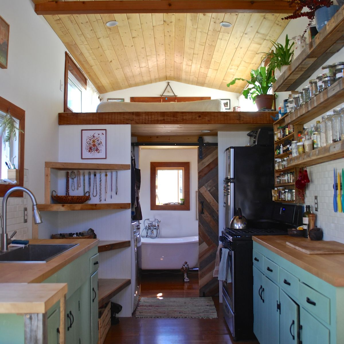 Off-grid Heavenly Tiny House - Now Discounted! - Tiny House for Sale in San  Marcos, California - Tiny House Listings