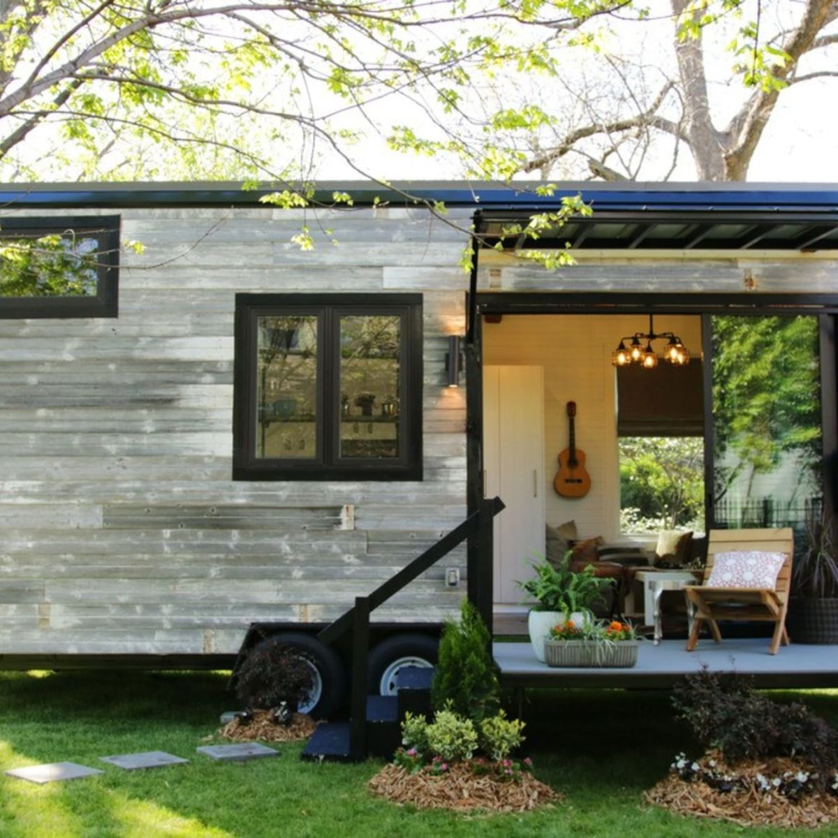 Tiny Home w/ a Huge Impact - Tiny House for Sale in Tulsa ...