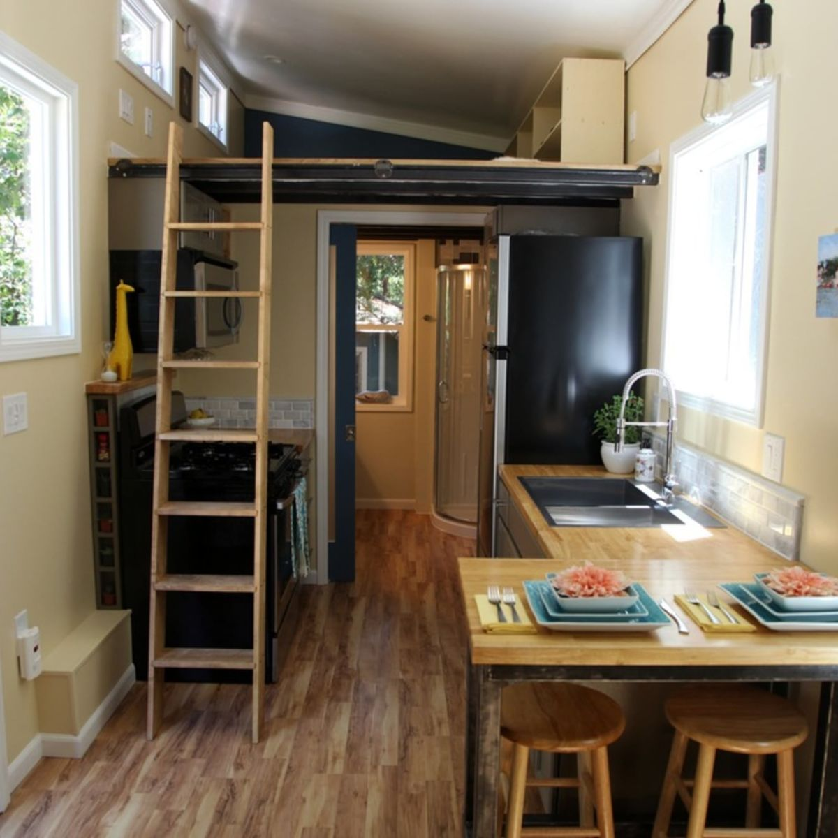 Beautiful Custom Tiny Home Tiny House For Sale In