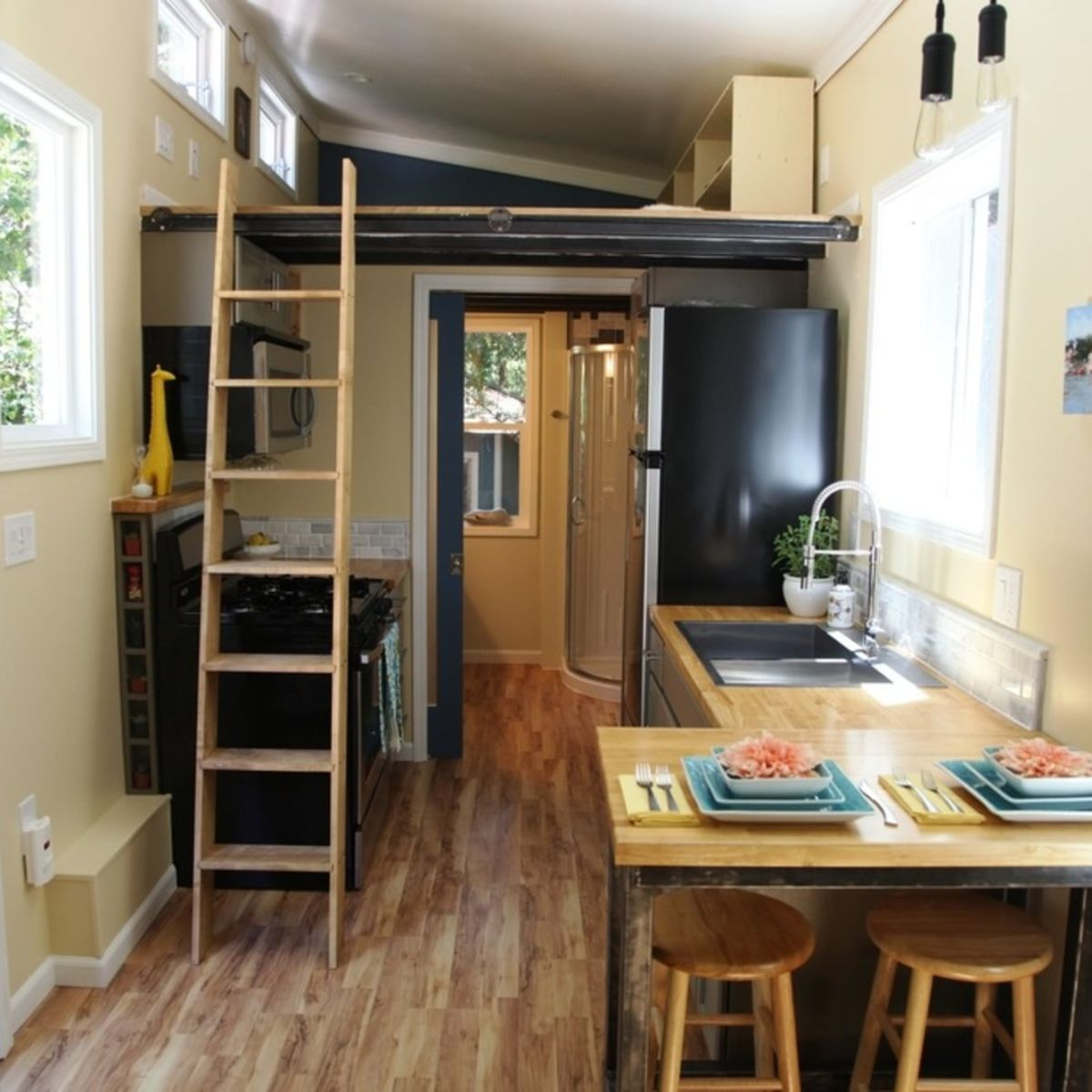 Beautiful Custom Tiny Home Award Winning As Seen On Hgtv