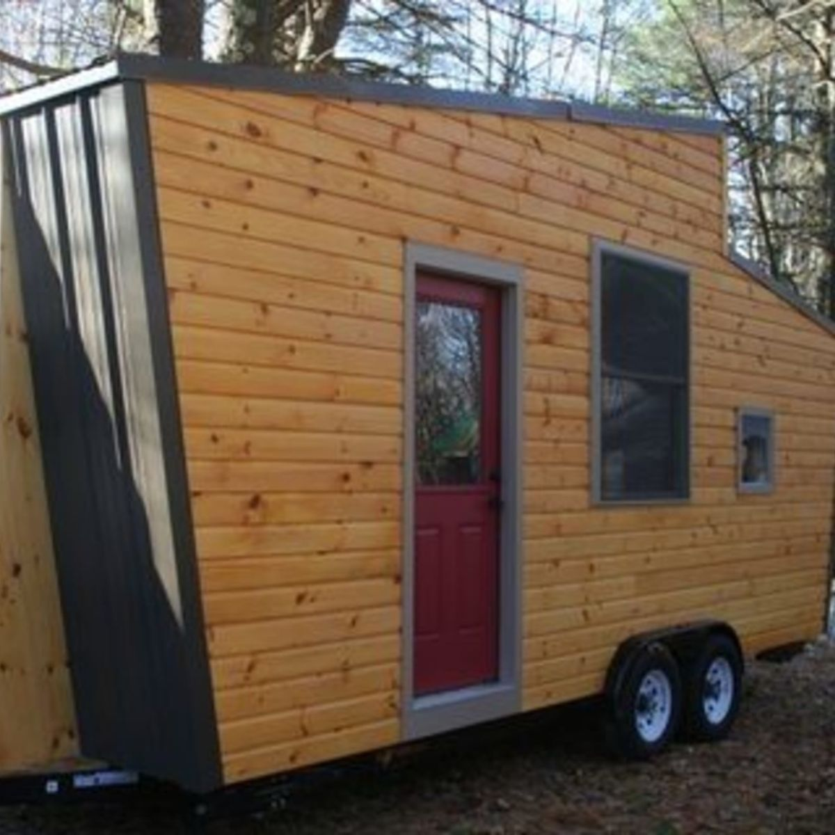 Bantam Pine TIny Home - shell or completed - Tiny House ...